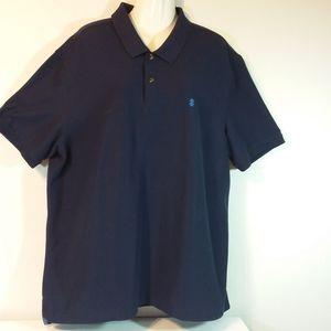 Izod Men's Navy Polo Shirt